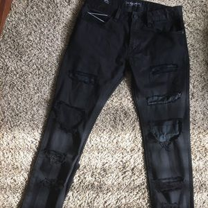 Cult of individuality! High end denim jeans!